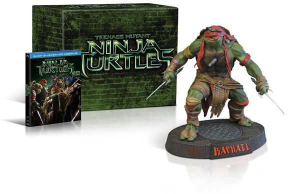 Teenage Mutant Ninja Turtles Raphael Gift Set