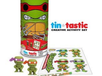 Teenage Mutant Ninja Turtles Raphael Tin-Tastic Pencil Set