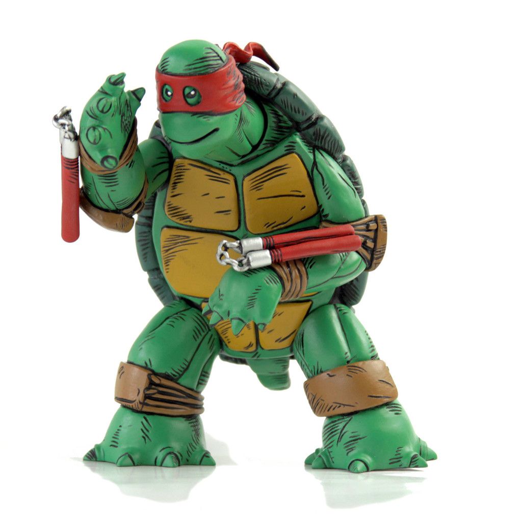 Ninja Turtles Toys : Teenage mutant ninja turtles the first turtle figure