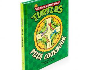 Teenage Mutant Ninja Turtles The Official Pizza Cookbook