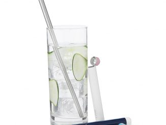 Telescoping Reusable Straw