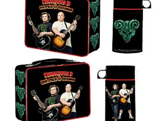 Tenacious D Lunch Box