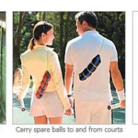 Tennis Ball Dryer Carry Bag