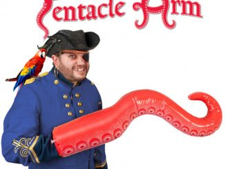Tentacle Arm Toy