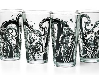 Tentacle Pint Glass Set (4-Pack)