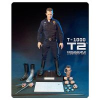 Terminator 2 Judgement Day T-1000 HD Masterpiece 1 4 Scale Figure