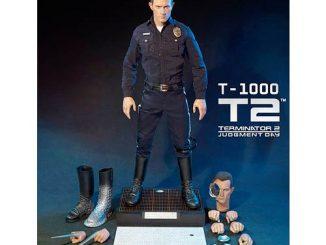 Terminator 2 Judgement Day T-1000 HD Masterpiece 1 4 Scale Figure