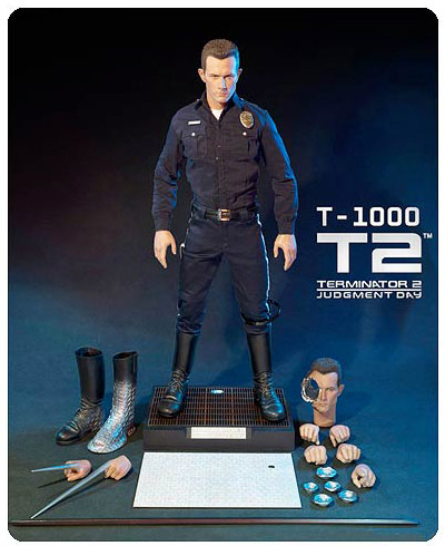 Terminator 2 Judgement Day T1000 Figure