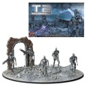 Terminator 2 Judgment Day T-800 Endoskeleton 1 32 Scale Model Kit