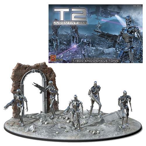 Terminator 2 Judgment Day T 800 Endoskeleton 1 32 Scale