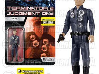 Terminator 2 T-1000 Final Battle ReAction 3 3 4-Inch Retro Action Figure