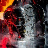 Terminator Bookends