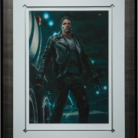 Terminator Cyberdyne Systems Model 101 Art Print