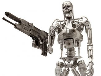 Terminator Endoskeleton Model T-800