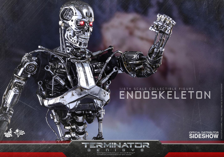 Terminator Genisys Endoskeleton