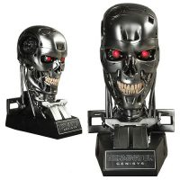 Terminator Genisys Endoskeleton Skull 1 1 Scale Prop Replica