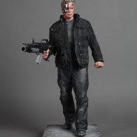 Terminator Genisys Quarter Scale Arnold Figure