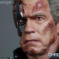 Terminator Genisys Quarter Scale Guardian