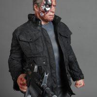 Terminator Genisys Quarter Scale Guardian Arnold