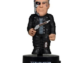 Terminator Genisys T-800 Body Knocker Bobble Head