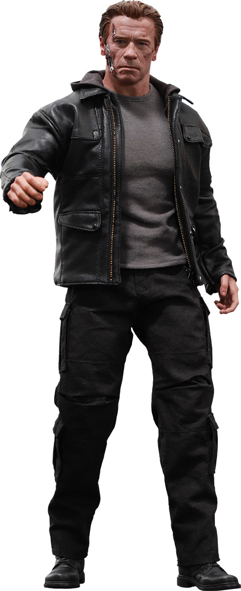 Terminator Genisys T-800 Guardian Sixth-Scale Figure