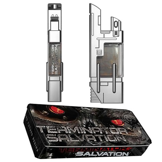 Terminator Salvation Fuel Cell Lighter