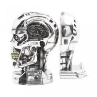 Terminator T-800 Bookends Side