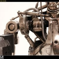 Terminator T800 Endoskeleton Life-Sized Figure Detail