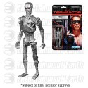 Terminator T-800 Endoskeleton ReAction 3 3 4-Inch Retro Action Figure