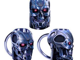 Terminator T-800 Head 20 oz. Molded Mug