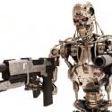 Terminator T800 Endoskeleton Life Sized Figure