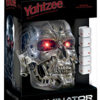 Terminator Yahtzee Game