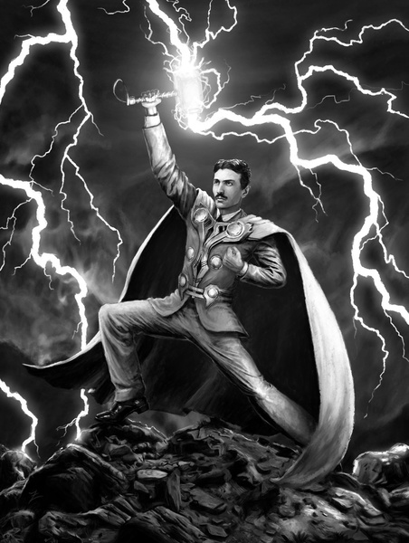 Tesla God of Thunder