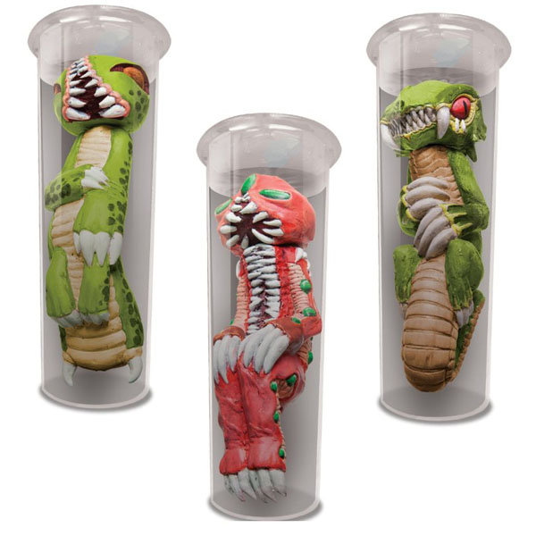 Test Tube Aliens Collector's Pack