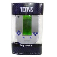 Tetris Big Screen Handheld Electronic Game