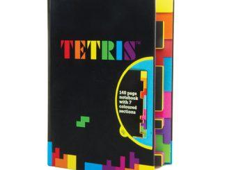 Tetris Notebook