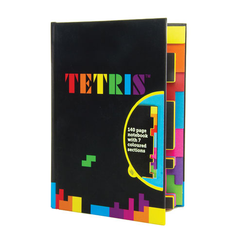 Tetris Notebook