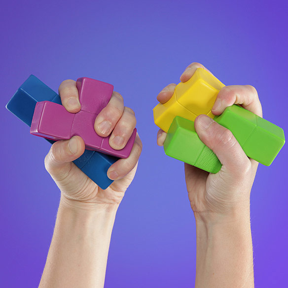 Tetris Stress Reliever Blocks