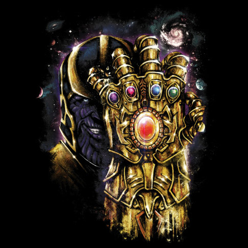 Thanos Infinite Power Hoodie 2