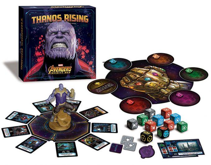 Thanos Rising Avengers Infinity War Game