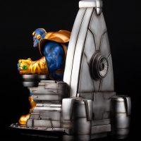Thanos on Space Throne Fine Art Statue 5