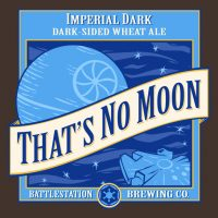 That's No Moon Ale T-Shirt