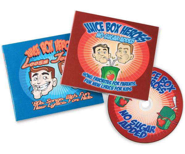 The 1980s Hits Children's Parodies CDs