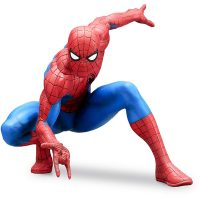 The Amazing Spider-Man ARTFX+ Figure by Kotobukiya