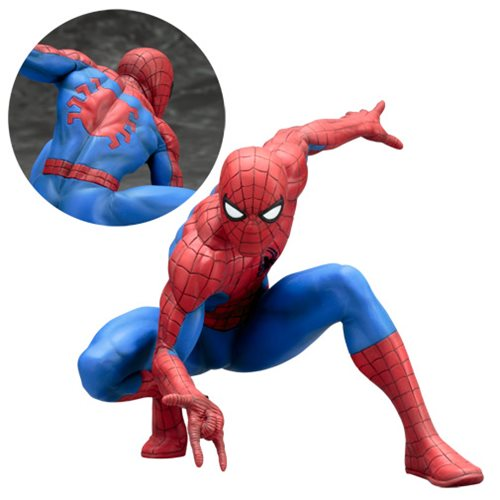 The Amazing Spider-Man ArtFX Statue