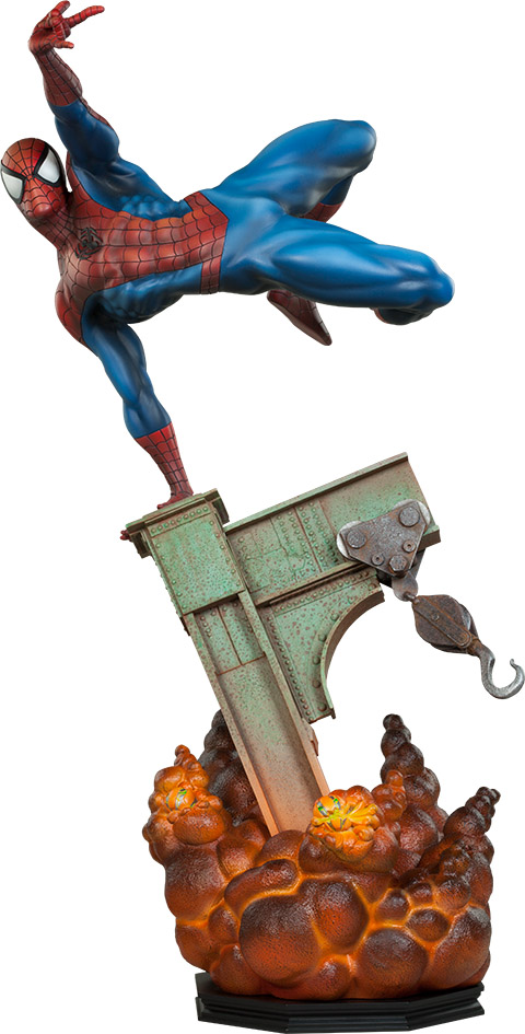 The Amazing Spider-Man Premium Format Figure