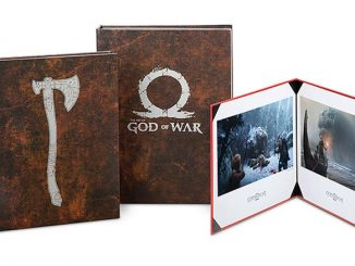 The Art of God of War Exclusive Edition