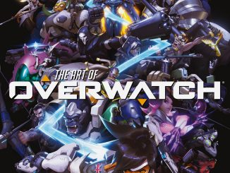 The Art of Overwatch Hardcover Book