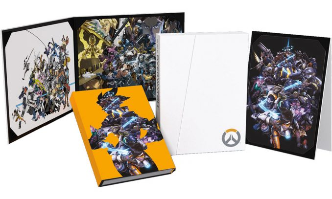 The Art of Overwatch Limited Edition Hardcover Book