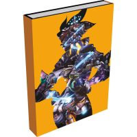 The Art of Overwatch Limited Edition Hardcover Cover